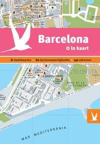 Dominicus stad-in-kaart: Barcelona in kaart-Berta Sureda, Carole Saturno, Eva Robledillo, Severine Bascot, Virginia Rigot-Muller