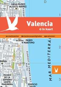 Valencia in kaart-