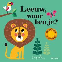 Leeuw, waar ben je? (flapjesboek)-Ingela P. Arrhenius