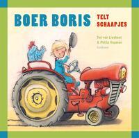 Boer Boris telt schaapjes-Ted van Lieshout