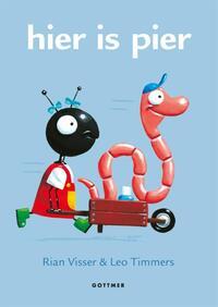 Hier is Pier-Leo Timmers, Rian Visser