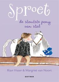 Sproet, de stoutste pony van stal-Rian Visser