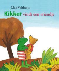 Kikker vindt een vriendje-Max Velthuijs