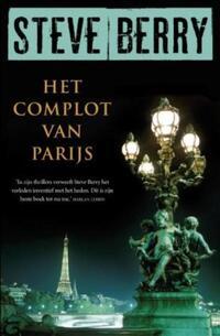 Het complot van Parijs-Steve Berry-eBook