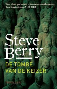 De tombe van de keizer-Steve Berry