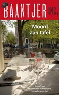 Moord aan tafel (Baantjer Inc.deel 4)-Baantjer Inc.-eBook
