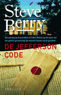 De Jefferson code-Steve Berry