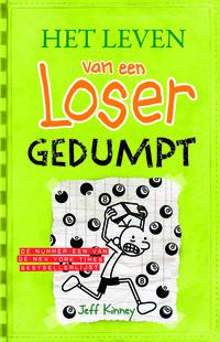 Het leven van een loser 8 - Gedumpt-Jeff Kinney