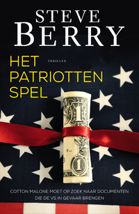 Het patriottenspel-Steve Berry-eBook