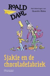 Sjakie en de chocoladefabriek-Roald Dahl