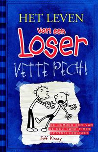 Het leven van een loser 2 - Vette pech-Jeff Kinney