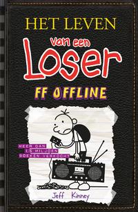 Het leven van een loser 10 - ff offline-Jeff Kinney