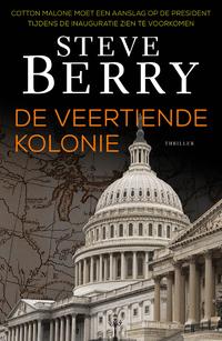De veertiende kolonie-Steve Berry-eBook