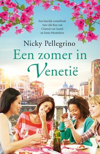 Een zomer in Venetië-Nicky Pellegrino-eBook