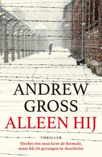 Alleen hij-Andrew Gross-eBook