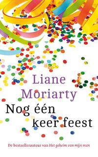 Nog één keer feest-Liane Moriarty-eBook