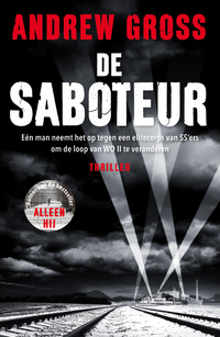 De saboteur-Andrew Gross-eBook