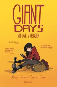 Giant days 1 - Nieuwe vrienden-John Allison-eBook