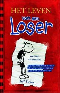 Het leven van een loser 1-Jeff Kinney