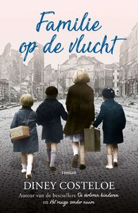 Familie op de vlucht-Diney Costeloe-eBook