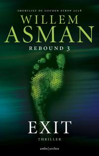 Exit - Rebound 3-Willem Asman-eBook