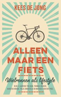 Alleen maar een fiets-Kees de Jong-eBook