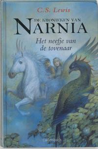 De kronieken van Narnia 1 - Het neefje van de tovenaar-C.S. Lewis
