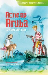 Actie op Aruba-Evelien van Dort