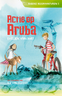 Actie op Aruba-Evelien van Dort-eBook