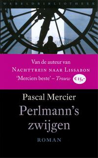 Perlmann's zwijgen-Pascal Mercier-eBook