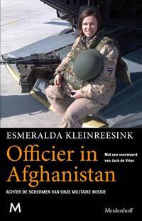 Officier in Afghanistan-Esmeralda Kleinreesink
