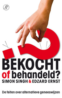 Bekocht of behandeld? (POD)-Edzard Ernst, Simon Singh