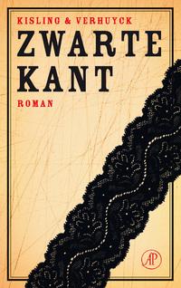 Zwarte kant-Corine Kisling, Paul Verhuyck-eBook