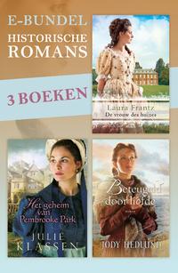 Historische romans e-bundel (3 eBooks)-Julie Klassen, Laura Frantz-eBook