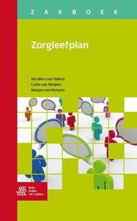 Zakboek Zorgleefplan-Carla van Herpen-Bus, Marjan van Rooyen, Nicolien van Halem