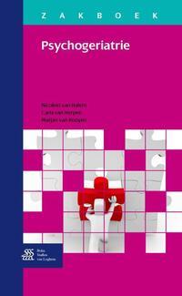 Zakboek Psychogeriatrie-Carla van Herpen, Marjan van Rooyen, Nicolien van Halem