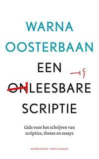 Een leesbare scriptie-Warna Oosterbaan