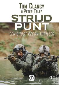 Strijdpunt-Peter Telep, Tom Clancy