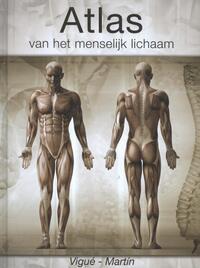 Atlas van het menselijk lichaam met 2 DVD's-Emilio Martín Orte, Jordi Vigué