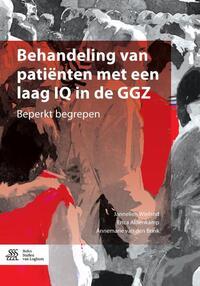 Behandeling van patiënten met een laag IQ in de GGZ-Annemarie van den Brink, Erica Aldenkamp, Jannelien Wieland