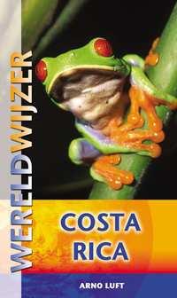 Wereldwijzer reisgids Costa Rica-Arno Luft-eBook