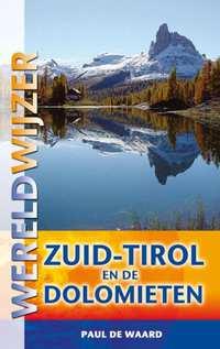 Zuid-Tirol en de Dolomieten-Paul de Waard-eBook