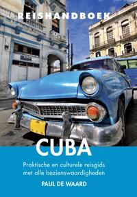 Reishandboek Cuba-Paul de Waard