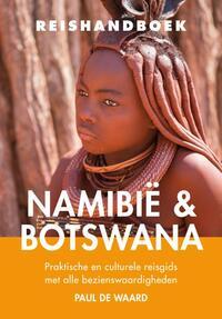 Reishandboek Namibië & Botswana-Paul de Waard