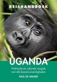 Reishandboek Uganda-Paul de Waard
