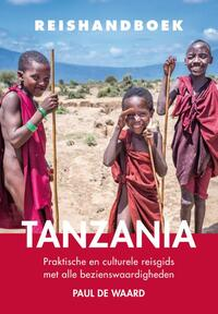 Reishandboek Tanzania-Paul de Waard