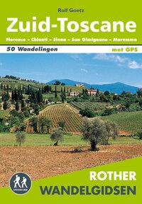Rother Wandelgidsen Zuid-Toscane-Rolf Goetz-eBook