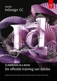 Adobe indesign CC classroom in a book-