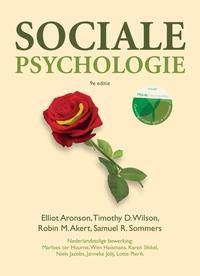 Sociale psychologie-Elliot Aronson, Robin M. Akert, Samuel R. Sommers, Timothy D. Wilson
