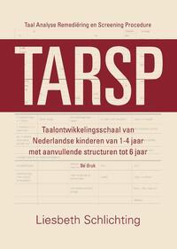 TARSP - Taal Analyse Remediëring en Screening Procedure-Liesbeth Schlichting